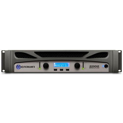 XTI2002 Two-channel, 800W @ 4Ω Power Amplifier