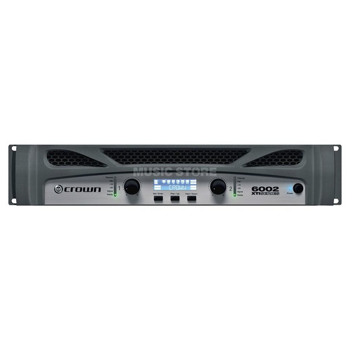 XTI6002 Two-channel, 2100W @ 4Ω Power Amplifier