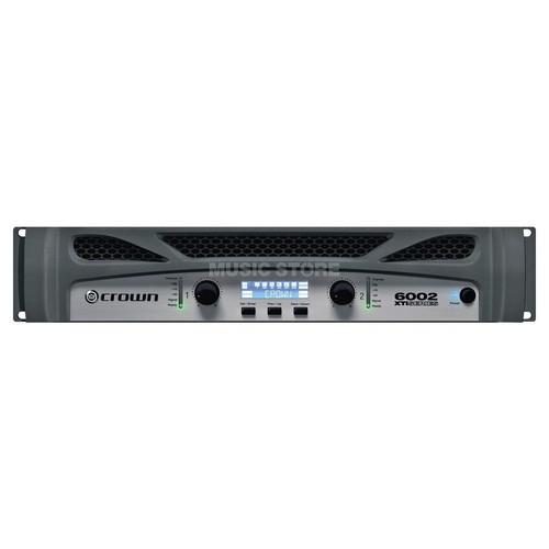 XTI6002 Two-channel, 2100W @ 4Ω Power Amplifier