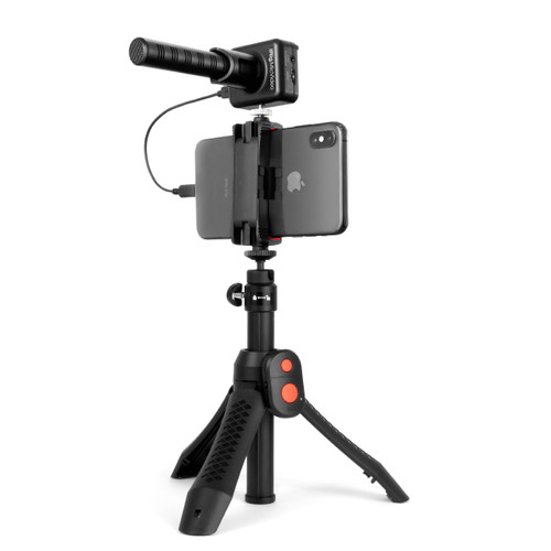 IK Multimedia iRig Mic Video Kit