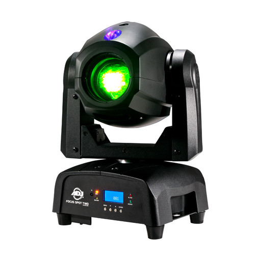 FOCUS SPOT TWO American Dj Focus Spot Two Moving Head Light