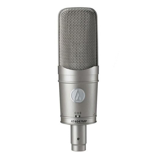 Audio Technica AT4047MP Side-address multi-pattern condenser microphone