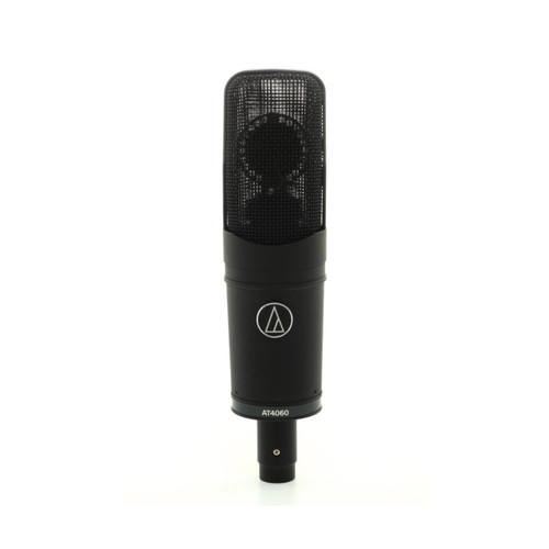 Audio Technica AT4060A Condenser tube microphone with cardioid polar pattern