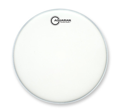 "10"" Texture Coated Tom Head-White"