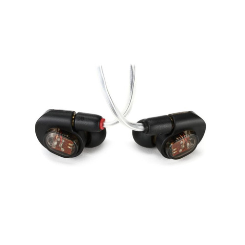 Audio Technica ATHE70 In-Ear Monitor Headphones, flexible memory cable