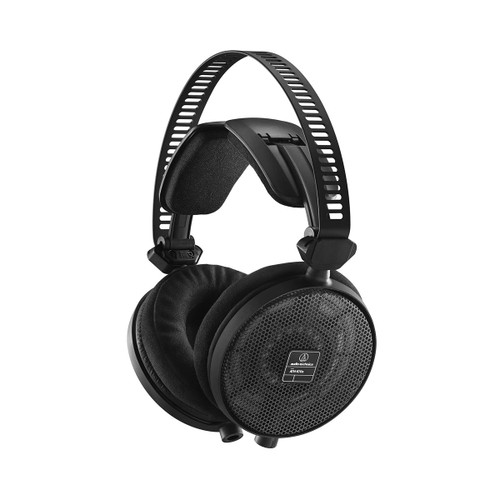 Audio Technica ATHR70X Open-back professional reference headphones, detachable cables.
