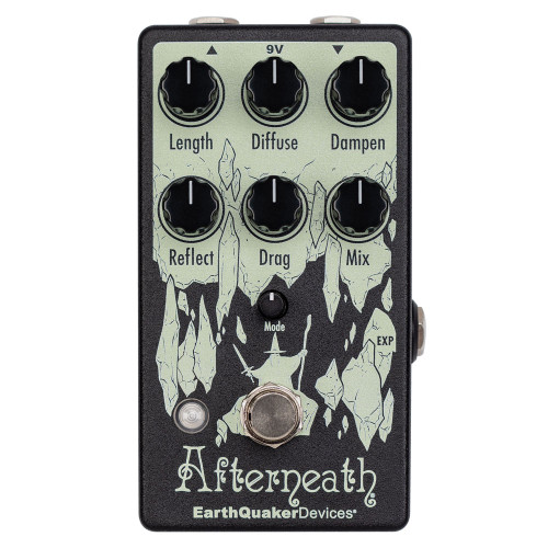 EarthQuaker Devices- Afterneath V3 Otherwordly Reverb