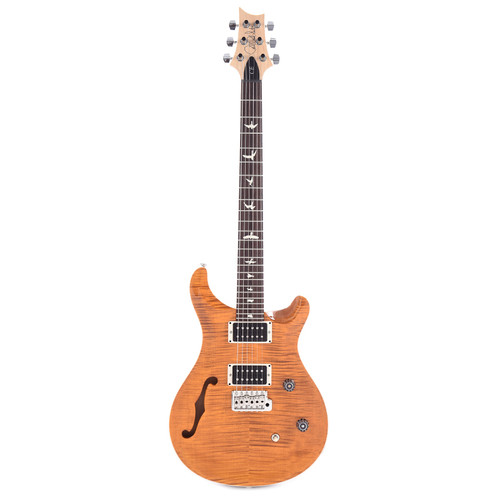 USA CE24 Semi-Hollow Amber