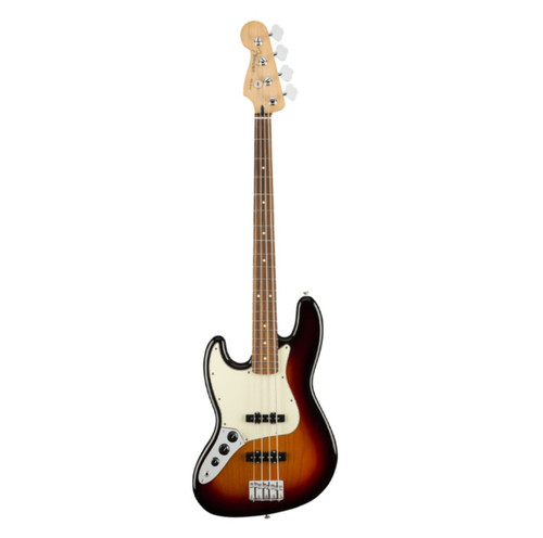 Fender Player Jazz Bass- 3 Color Sunburst (Left Handed)