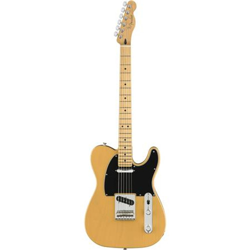 Player Telecaster - Butterscotch Blonde with Maple Fingerboard