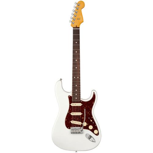 American Ultra Stratocaster - Artic Pearl