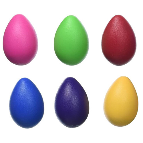 LP Egg Shakers, Assorted Colors