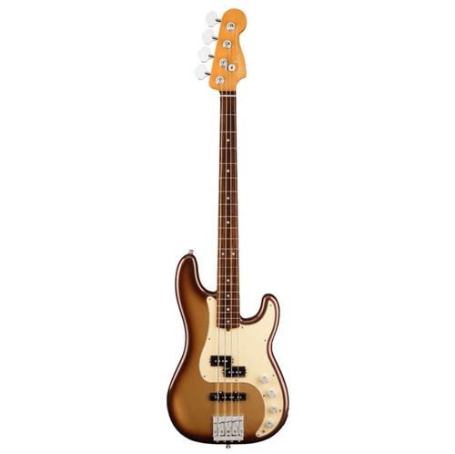 American Ultra Precision Bass -Mocha Burst