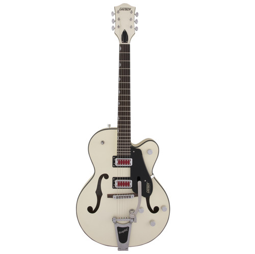"G5410T ELECTROMATIC ""RAT ROD"" Hollow Body with Bigsby- Matte Vintage White (2506811505)"