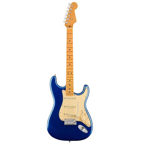 American Ultra Stratocaster - Cobra Blue
