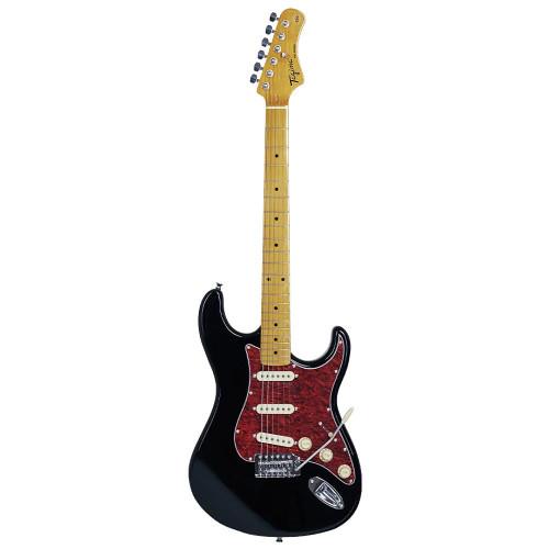 """TG530 """"Woodstock"""" Electric Guitar- Black"""