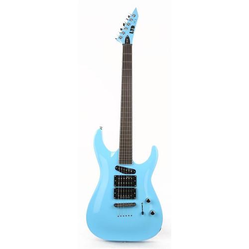 LTD SC-20 Sonic Blue w/ Case - Stephen Carpenter