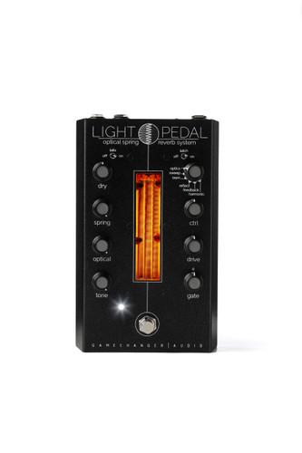 Light Pedal - Optical Spring Reverb