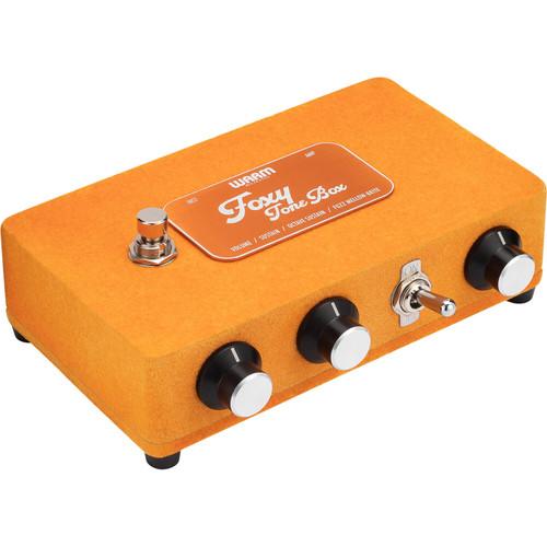 Foxy Tone Box - Fuzz Pedal