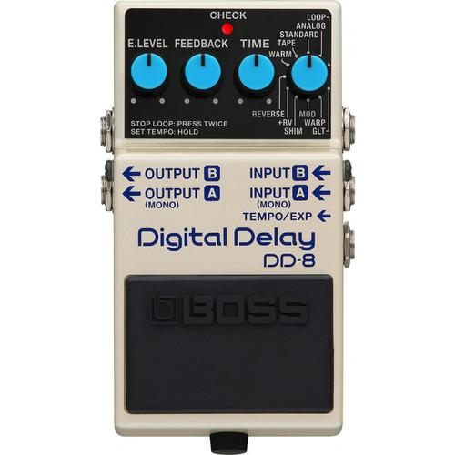 DD8- Digital Delay
