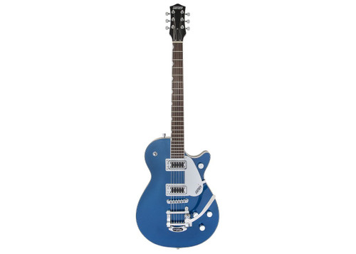G5230T ELECTROMATIC JET FT SINGLE-CUT with BIGSBY - ALEUTIAN BLUE