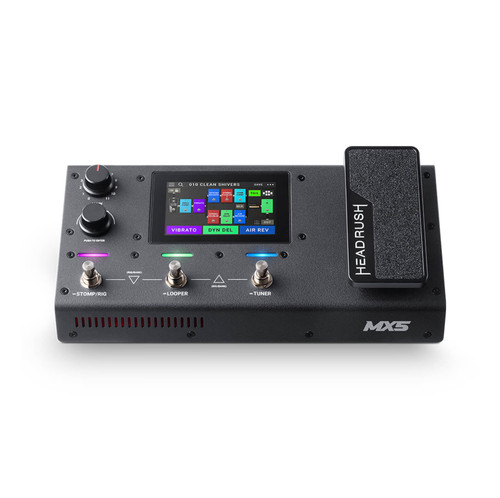 MX5 - Multi-Core Amp & Effects Pedal