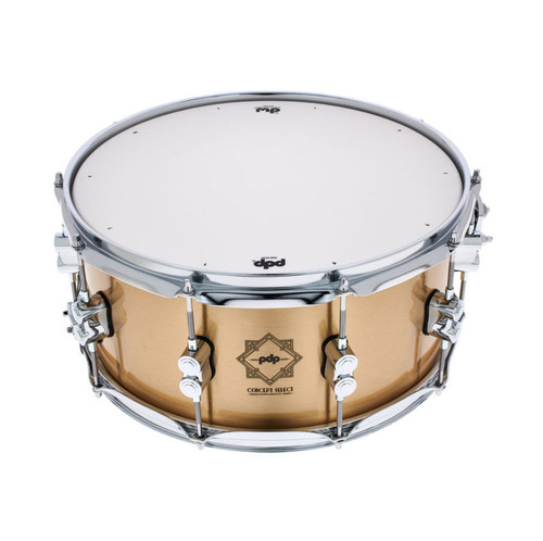 Concept Select 3mm 6.5 x 14 Bell Bronze Snare