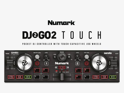 DJ2GO2 Touch Pocket