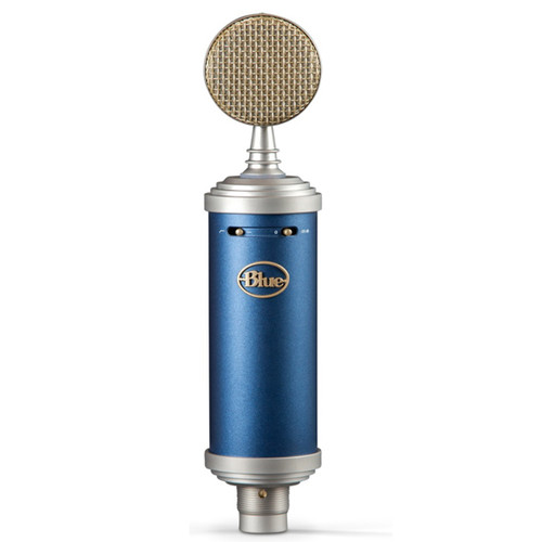 Blue BabyBottle Recording Microphone