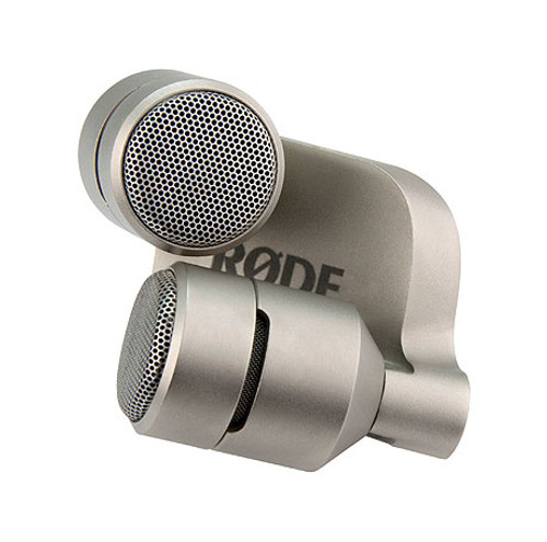 Rode IXY Stereo Microphone for iPhone & iPad