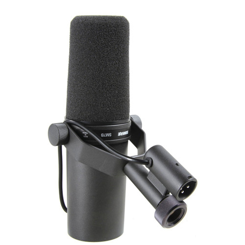 SHURE SM7B Recording Microphone