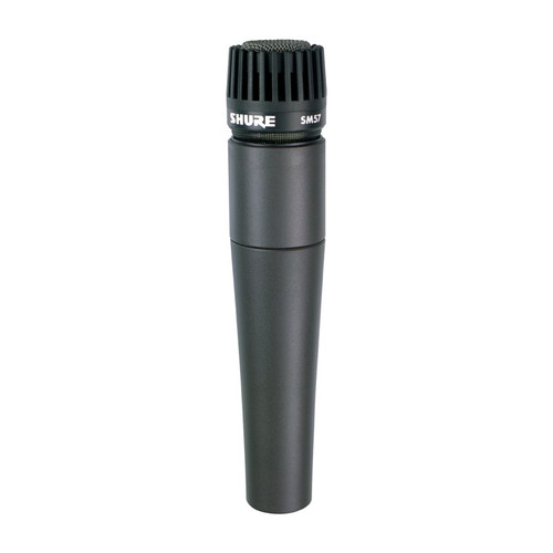 Shure SM57LC SM57 Instrument Microphone
