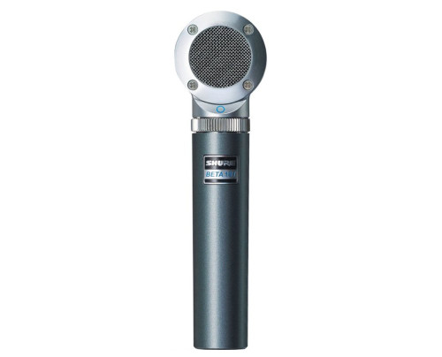 Shure BETA181C Ultra-Compact Side-Address Instrument Microphone