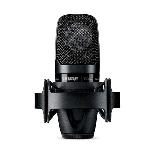 Shure PGA27LC Large Diaphragm Condenser Microphone w/ Cardioid Pattern