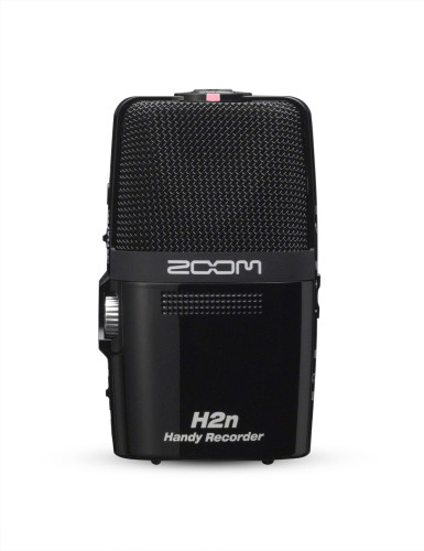 ZOOM H2N field recorder