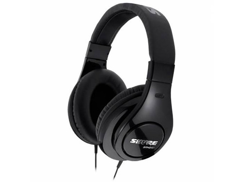 Shure SRH240 closed back Headphones