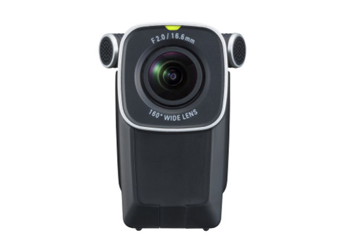 Zoom Q4N Handy Video Recorder front