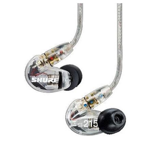 Shure SE215CL Sound Isolationing Earphones
