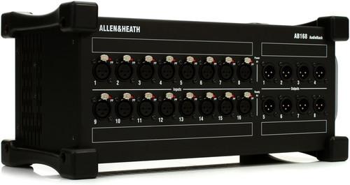 ALLEN & HEATH AB168 Allen - Heath16 x 8 Portable Audio Rack