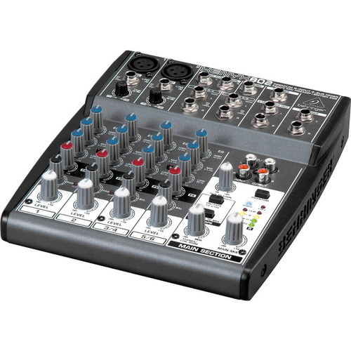 Behringer X802 Xenyx 802 Mixer