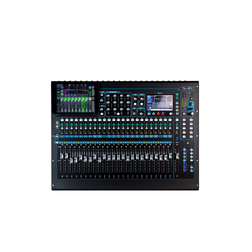 ALLEN & HEATH QU24C 30 in / 24 out Digital Mixer