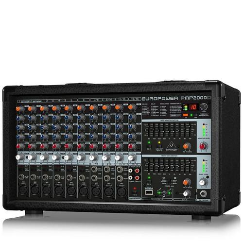 Behringer  PMP2000D 2000 Watt 14 Channel