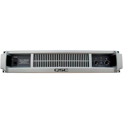 QSC PLX3602 PA Power Amps