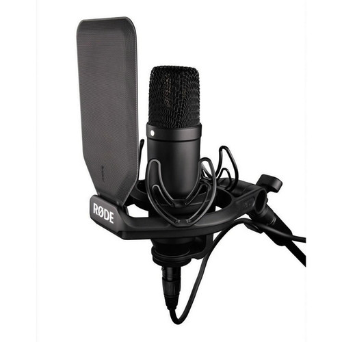 Rode SMR Advanced Shock Mount for Large Diaphragm, Condenser Microphones