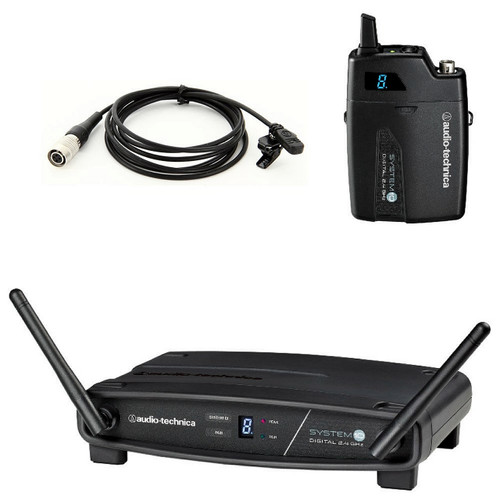 Audio-Technica ATW1101L Lavalier Wireless System