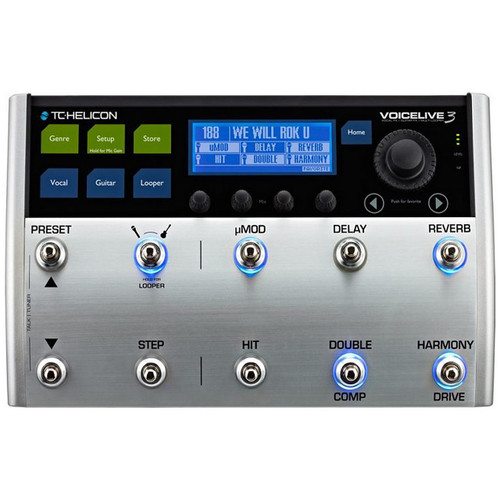 TC HELICON 996362005 Voice Live 3