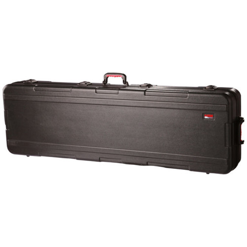 Gator Cases GKPE61TSA 61 Note Keyboard Case w/ wheels
