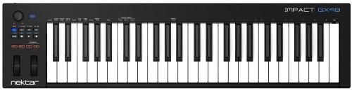 Nektar GX49 49 Note USB Midi Keyboard Controller