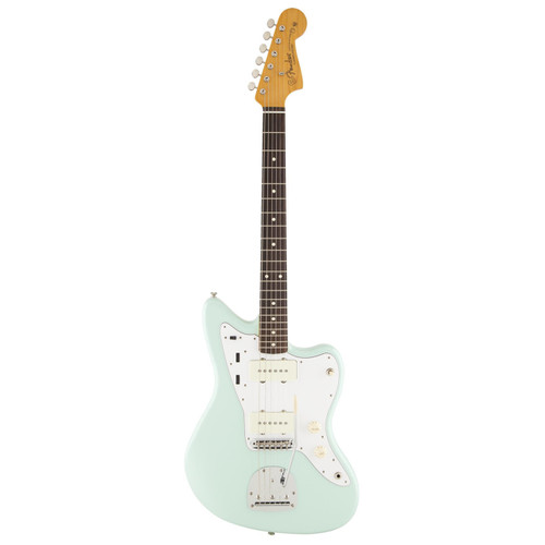 Fender Classic 60's Jazzmaster Re-issue Seafoam Green Front