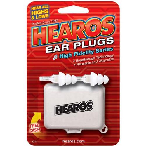 Hearos 211HEAR High Fidelity Ear Plugs